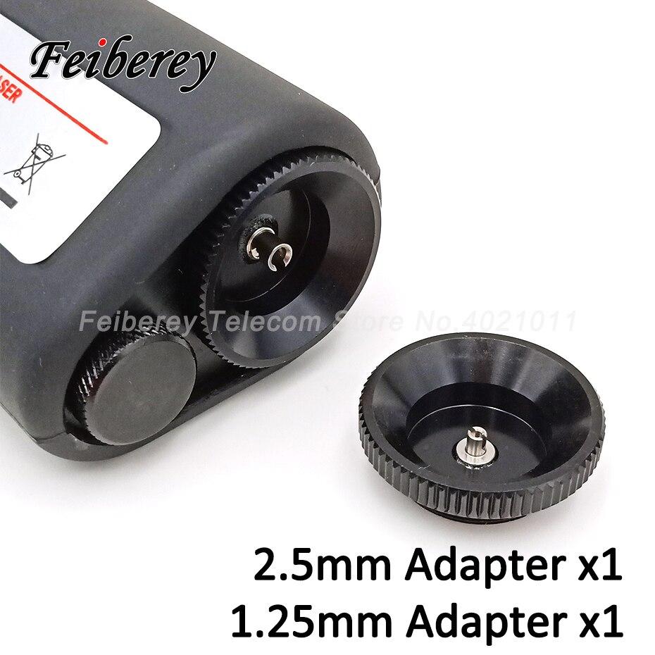 Ручной 400X 200X Увеличение волоконно оптический контрольный микроскоп SC FC ST LC волоконно Концевая лицевая сторона с адаптером 1,25 мм 2,5 мм - 5