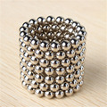 216pcs 3mm Neodymium Magnetic Balls Spheres Beads Magic Cube Magnets Puzzle Funny Toy Birthday Present for Children