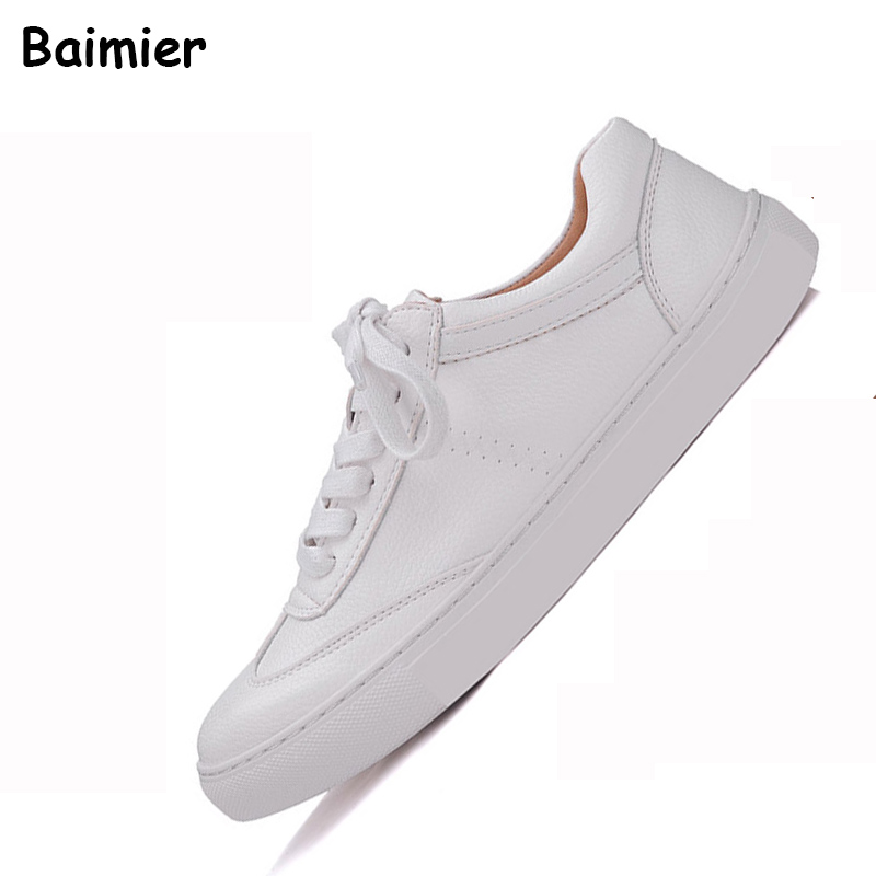 Fashion Sneaker Women Flat Trainer Sport Shoes Woman Outdoor Walking Casual Shoes Lady Footwear White Shoes Zapatillas Mujer 2016 hot sale new fashion flats women trainers breathable sport woman shoes casual outdoor walking women flats zapatillas mujer
