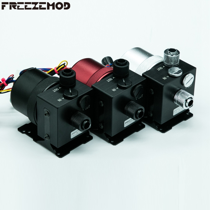 FREEZEMOD 10W speed controllable pump computer water cooling pump Max flow 600L H Max head 4m