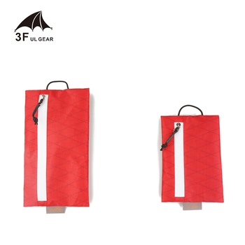 3F UL Gear X-PAC Fabric Storage Bag Double Side Zipper  1