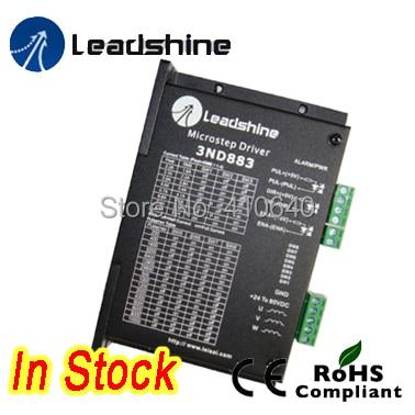 Leadshine  3ND883  3 Phase Analog Stepper Drive  Max 50 VDC 8.3A more reliable qualityLeadshine  3ND883  3 Phase Analog Stepper Drive  Max 50 VDC 8.3A more reliable quality
