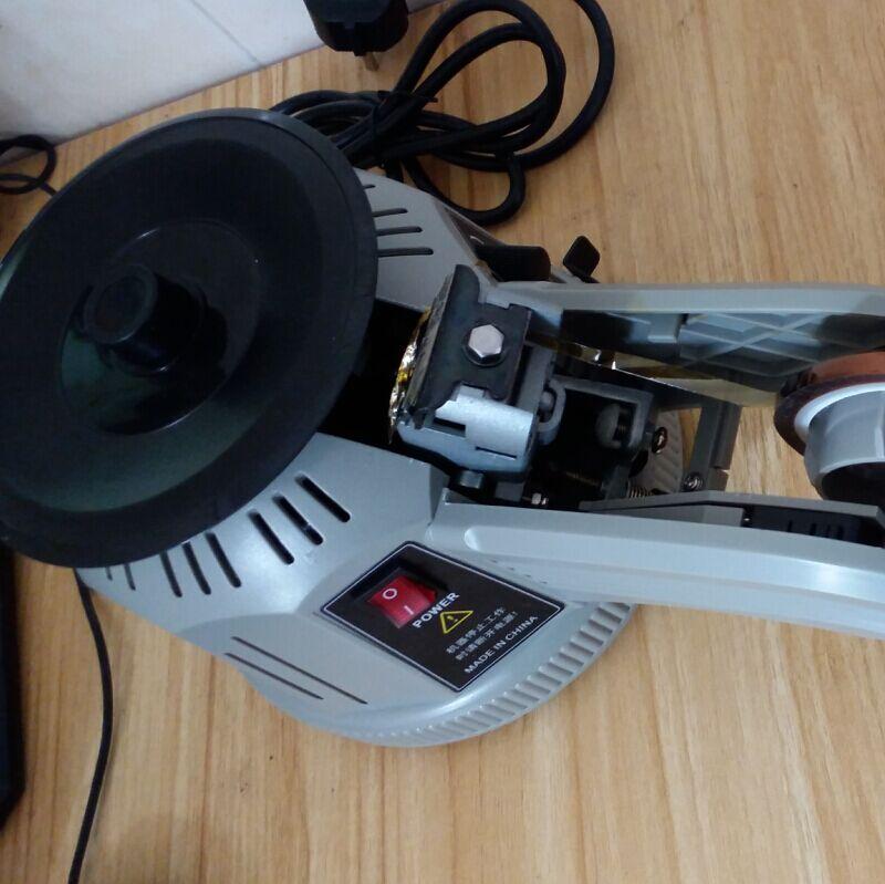 Enchufe de CA 220V / 110V Eu; Máquinas dispensadoras de cinta - Accesorios para herramientas eléctricas - foto 5