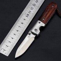 2018 New Hot Sale Outdoor Self Defense Tactical Pocket Small Folding Knife Survival Camping Sharp Hunting Army Knives EDC Tools