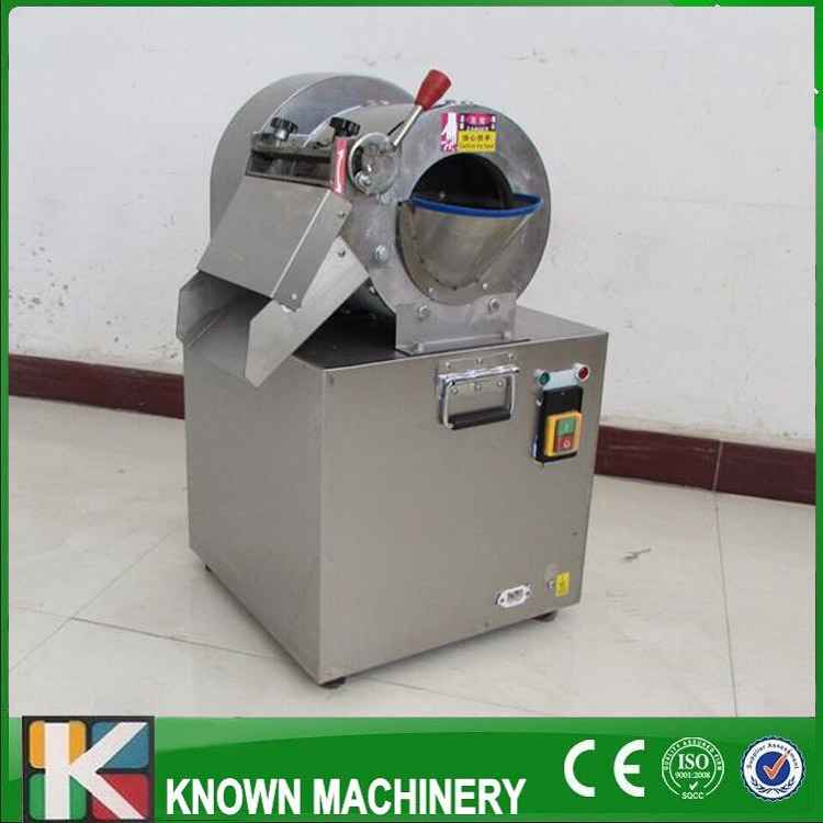 2018 hot sale 200KG/H Vegetable/onion processing equipment Potato slicer Electric cutting machine with Food Grade