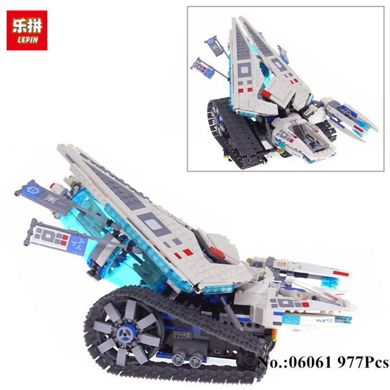 In Stock Lepin 06061 Ninja 977pcs Ice Tank model amine action figures Building kit Blocks Bricks brinquedos Toys for Gifts 70616 удочка зимняя swd ice action 55 см