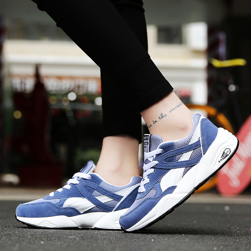 Bjakin Womens Outdoor Sport Brand Light Running Shoes Lace Up Breathable  Sneakers Damping Air Mesh Walking Shoes Pink Footwear-in Running Shoes from  Sports ... 6e69c30a0037