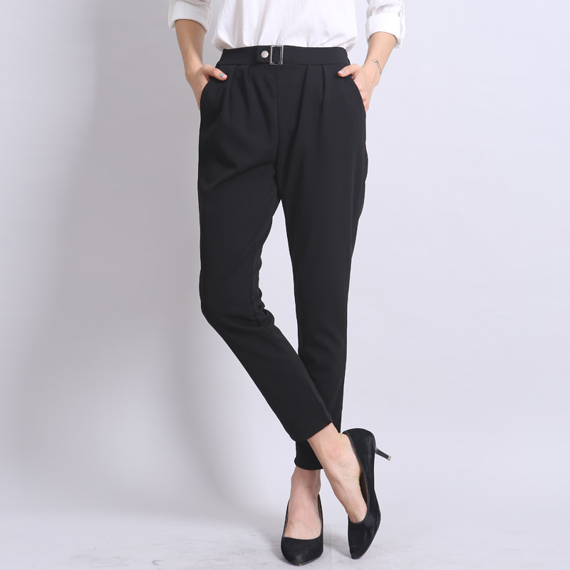 Black Pants for Ladies Promotion-Shop for Promotional Black Pants ...