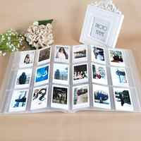 288 Pockets Transparent Mini Film Photo Album for Fujifilm Instax Mini 9 8 7s 25 70 90 Camera Film Ticket Name Card Holder