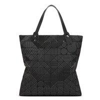 2018 Nieuwe 10*10 Lightning Plaid Vrouwen Schoudertas Pretty Casual Tote Geometrische Stijl Handtas Designer Beroemde Merk Luxe tassen
