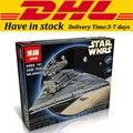 LEPIN 05027 3250Pcs Ultimate Collector Series Star Wars Imperial Star Destroyer Model Building Blocks Bricks Compatible 10030