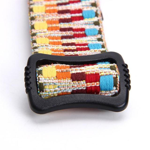 Ethnic Style Adjustable Ukulele Strap