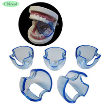 25 stk / lot Dental Lip Retractor Cheek Expander Mundåbner til posterior tænder intraoralt udstyr