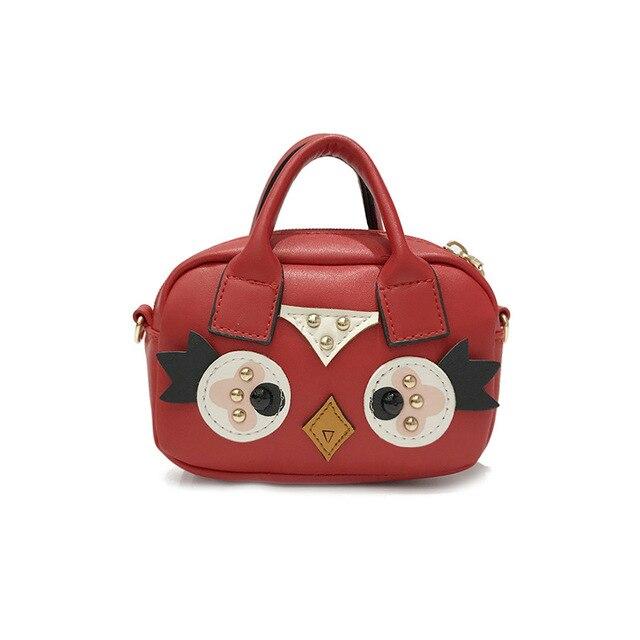 Cute S Pattern Women Handbags Children All Match Mini Shoulder Bag Cartoon Handbag Baby