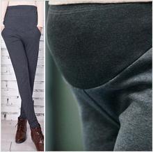 Pregnant Pants Adjustable Waist Autumn Pregnant Women Leggings Pregnancy Clothes Tight Skinny Gravida Belly Pents