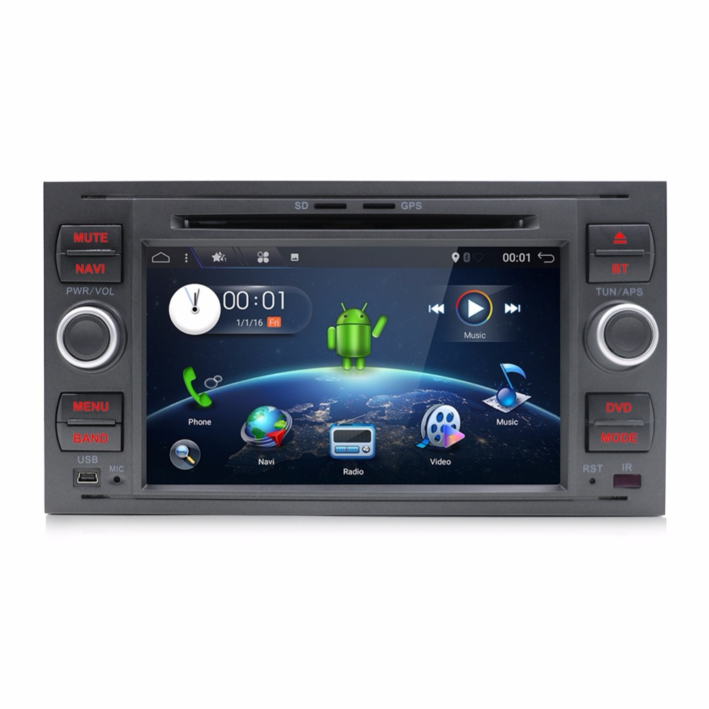 States SelenTeks GPS focus/Transit/C-MAX/S-MAX/Fiesta