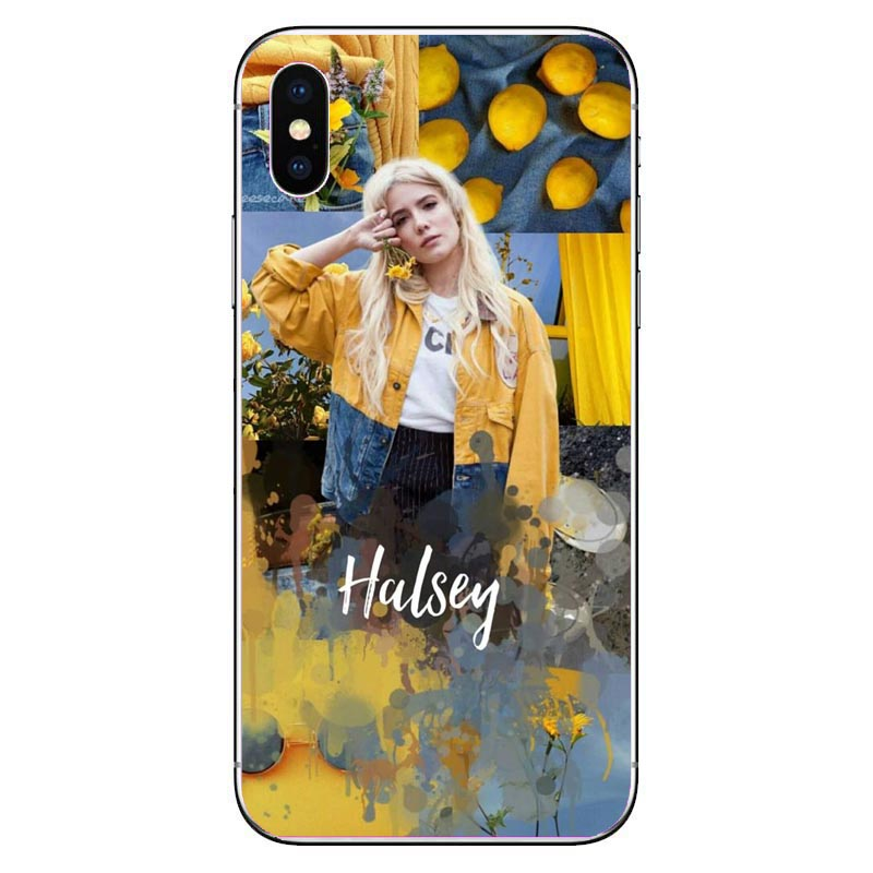 Mark Halsey Hopeless Fountain Kingdom Customer High Quality Phone Case for iPhone 8 8Plus 7 6 6S Plus X XS MAX 5S SE XR Cases in Half wrapped Cases from Cellphones Telecommunications