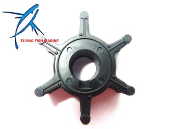 6L5-44352-00 Boat Engine Impeller for Yamaha 4-Stroke 2.5HP F2.5 Outboard Motor Water Pump,Hidea Outboard Impeller image