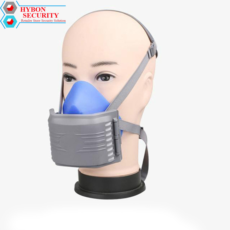 HYBON Gasmasker Anti Pollution Mask Half Face Mascherine Conatruction Dust Mask Protective Chemical Industrial Masks