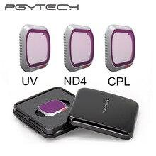 PGYTECH для DJI Mavic 2 Pro фильтр Drone UV CPL ND4 аксессуары Mavic 2 Pro Профессиональный фильтр для объектива камеры UV CPL ND4 фильтры