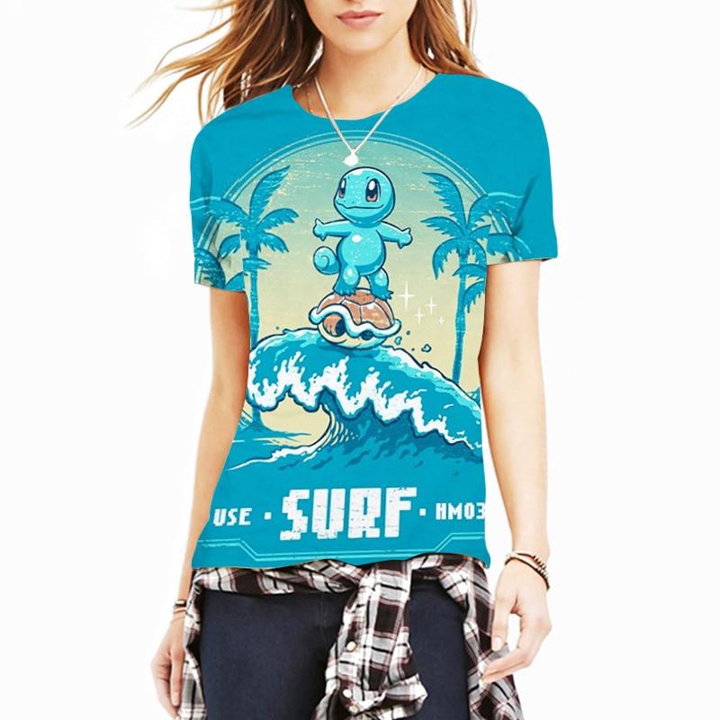 raisevern-new-font-b-pokemon-b-font-t-shirts-3d-cartoon-squirtle-t-shirt-men-women-summer-vacation-tees-shirts-tops-plus-size-m-xxl-dropship