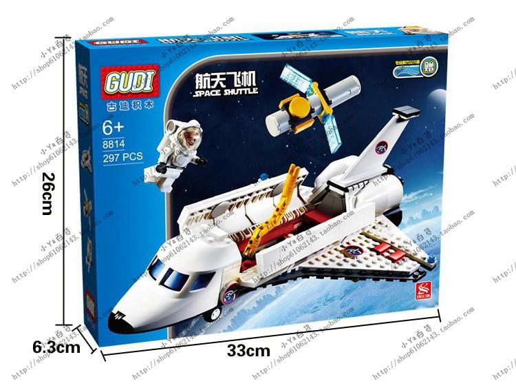 Gudi 8814 Star Wars Marine Cops Space Shuttle Building Blocks Enlighten Bricks Toys For Children Gift Compatible With Legoe gudi earth border blocks children