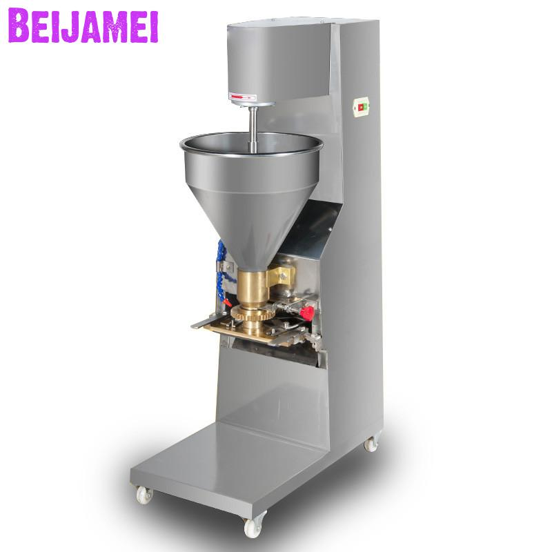 BEIJAMEI Stainless steel commercial meatball forming machine meat ball maker fish ball making machine for sale