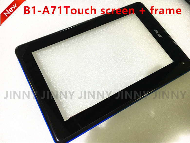 7 inch Digitizer Touch Screen Replacement For Acer iconia tab B1-A71 1 B1 A71 in stock free shipping