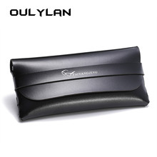Sunglasses Case Soft-Pouch Classic Women Retro Oulylan Bags Wallet Carry