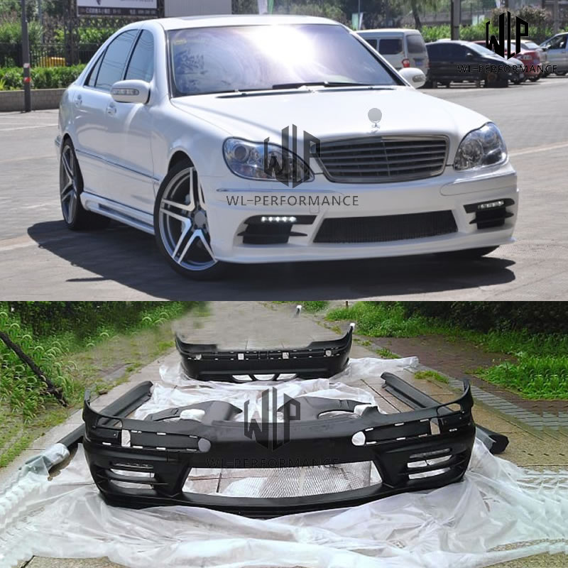 Front Right side Bumper Grille for Mercedes W220 S430 S500 S600 2208851423