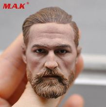 """1/6 Scale Fit 12"""" Action Figure Body Figure New KM16 91 European Male Head Model Headplay No Neck"""