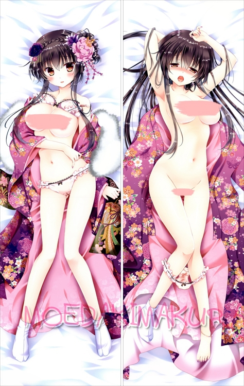 Japanese Cute Anime Girl Dakimakura Body Pillow Case Cover In Pillow Case From Home Garden On Aliexpress Com Alibaba Group