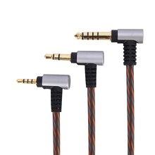 0.78mm 2pin CIEM OCC מאוזן כבל אודיו עבור SIMGOT en700pro EN700 בס/הריחני ציתר/TFZ/ייחודי מלודי אוזניות