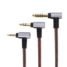 0,78mm 2pin CIEM OCC equilibrado de Cable de Audio para SIMGOT en700pro EN700 BASS/La fragante cítara/TFZ/única melodía auriculares