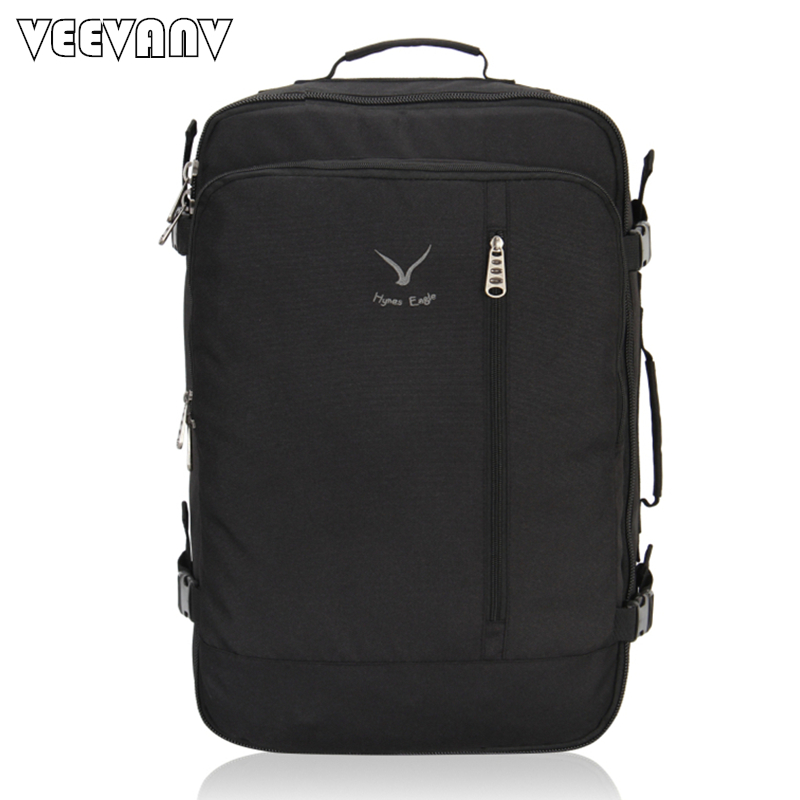 ФОТО 2017 Fashion Men's Business Backpacks Female Laptop Notebook School Backback Travel Bag for A Business Trip Cloth Shoulder Bags