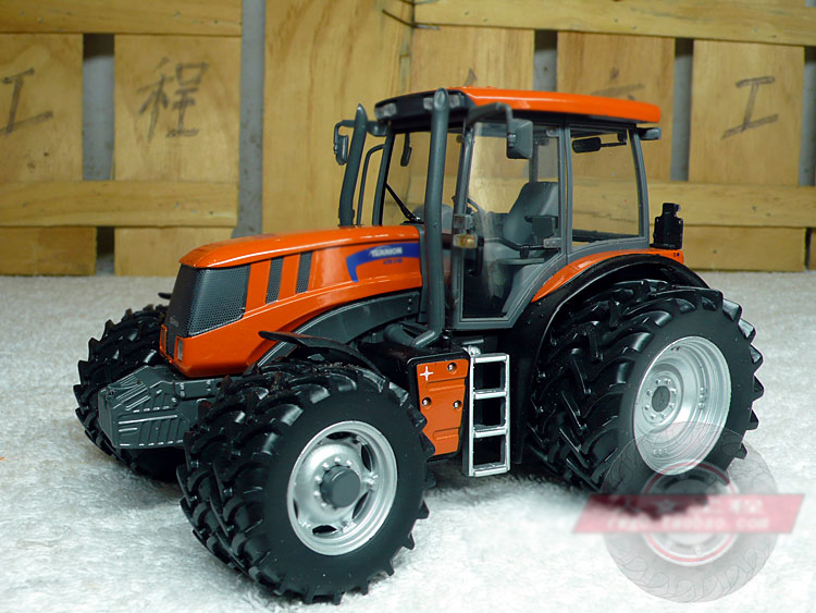 1:32 ATM 3180 eight wheel tractor model alloy farm vehicle model Alloy collection model rep 1 32 fiat 110 90 tractor alloy model agricultural vehicles favorites model