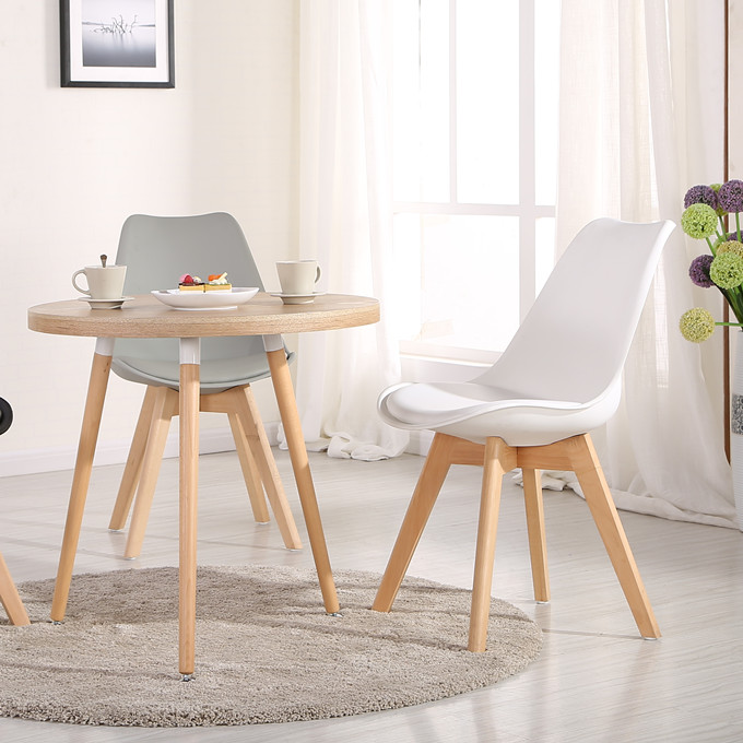 Ikea Sedie In Plastica.Eames Sedie Di Plastica Moda Creativa Ufficio Computer Chair Sedia