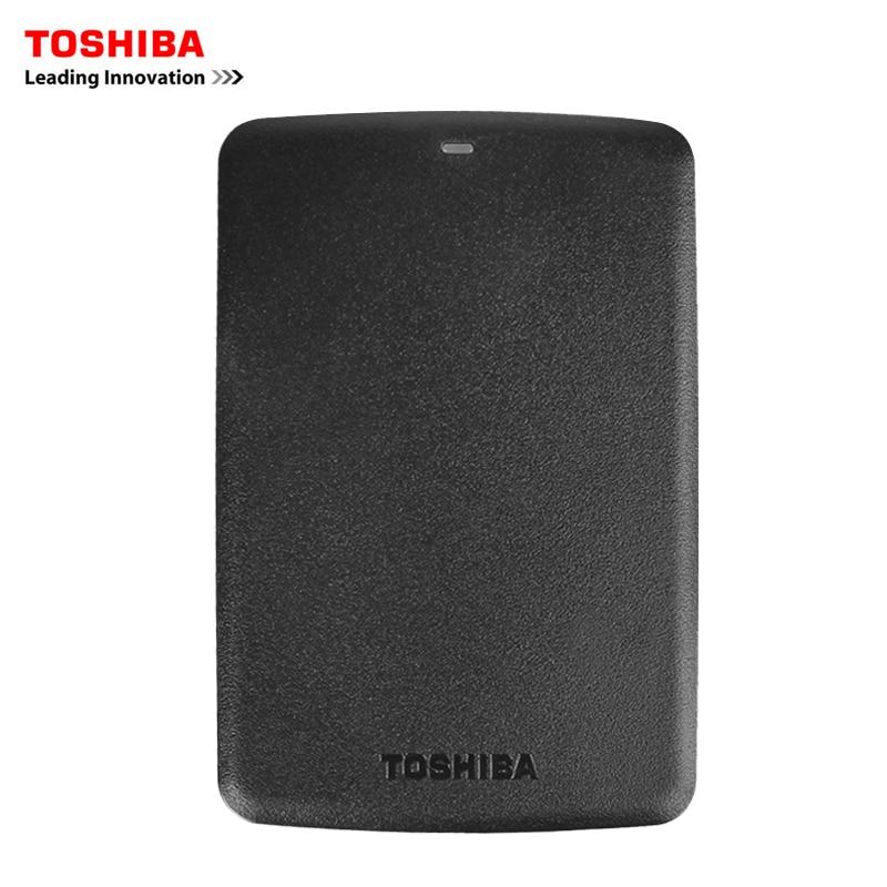 "Toshiba Canvio Basics готовы HDD 2.5 ""USB 3.0 внешний жесткий диск 2 ТБ 1 ТБ 500 г жесткий диск HD экстерно Disco Дуро экстерно жесткий диск"