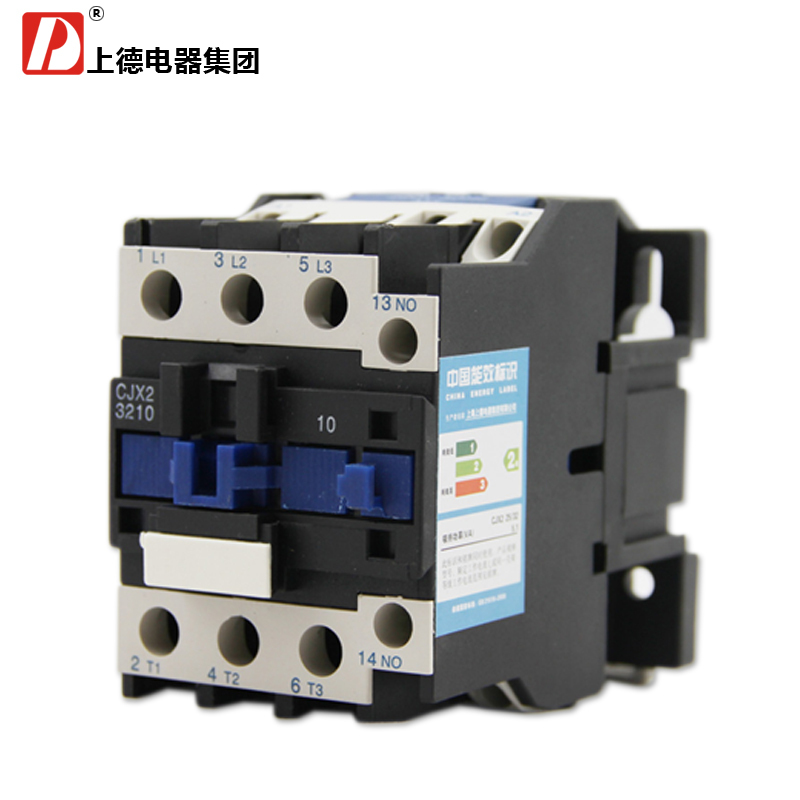 цена на Motor Starter Relay CJX2-3210 contactor AC 24V 36V 48V 110V 220V 380V 32A Voltage optional LC1-D