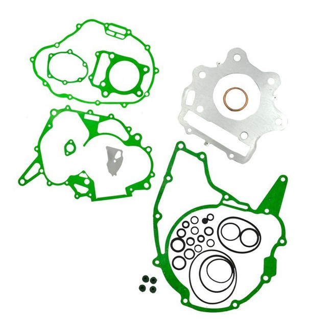 For Yamaha YZ450F YZ 450F WR450F WR 450F Motorcycle engines crankcase covers Cylinder Gasket Kits Set