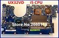 Laptop motherboard para asus ux32vd com i5 cpu sistema mainboard totalmente testado e qualidade perfeita