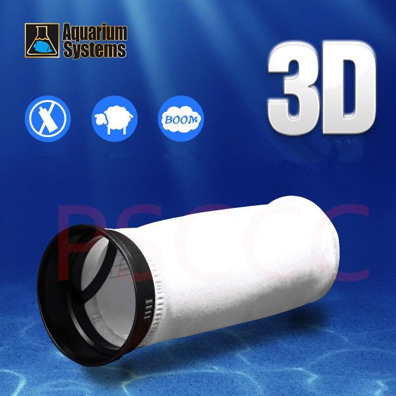 Фильтр для аквариума мешок аквариум фильтр носок мешок сменные фильтры и морскими рыбками приемный аквариумных резервуарах 100/200um сетчатый ...