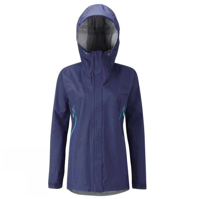 Women Waterproof Jacket Lightweight Packable Rain Jacket with Hood Stylish Shell Water-Resistant Outdoor Coat for Hiking Travel stylish various handpainted flowers pattern sun resistant voile scarf for women