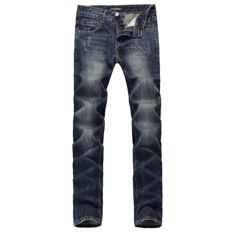 Men Stretchy Jeans Slim Tapered Jeans for Men Brand Washed Denim Pants Quality Clothing for Men ZK10004 sulee brand 2017 new fashion business men jeans cotton denim jeans casual straight washed pants stretch jeans plus size 28 40