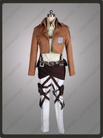 Attack on Titan Shingeki no Kyojin Jean Kirstein Cosplay Costume mp000778