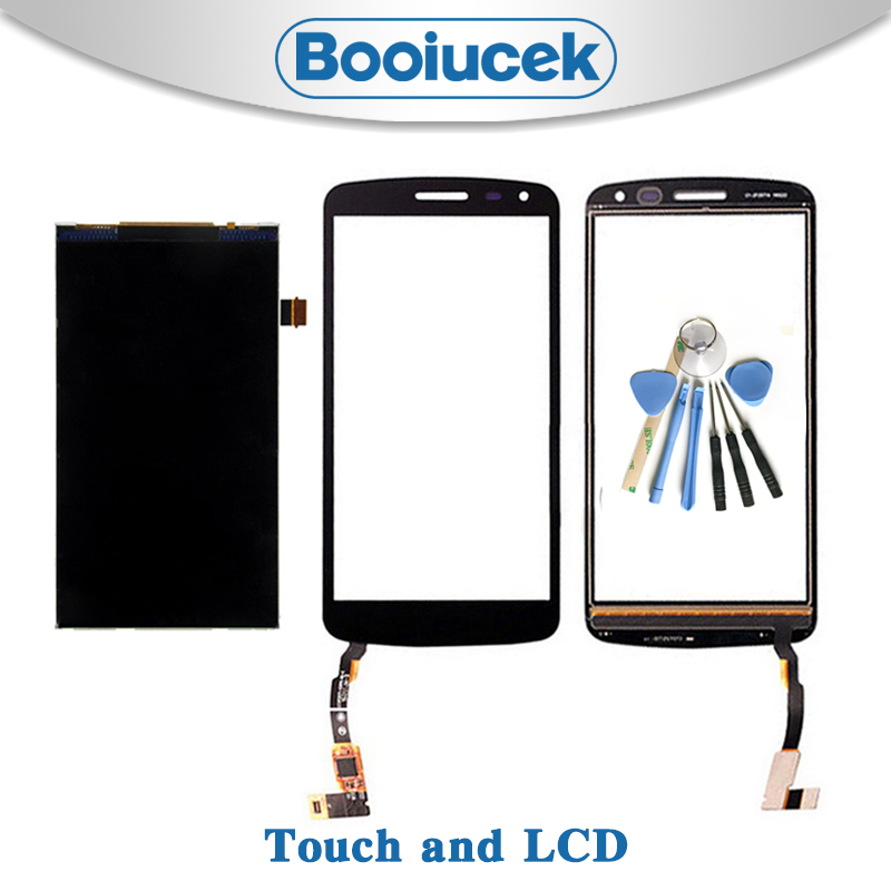High Quality 5.0'' For LG K Series K5 X220 X220MB <font><b>X220DS</b></font> Lcd Display With Touch Screen Digitizer Sensor Replacement or repair image