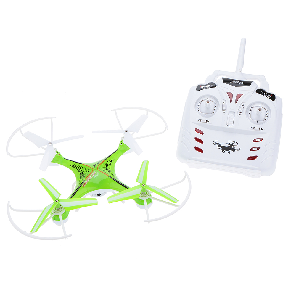 Original Attop YD-829c 2.4GHz 4CH 6-Axis Gyro RTF RC Quadcopter UFO Drone with 2.0MP Camera Headless Mode wltoys v393 6 axis gyro brushless headless mode ufo rc quadcopter drone rtf 2 4ghz