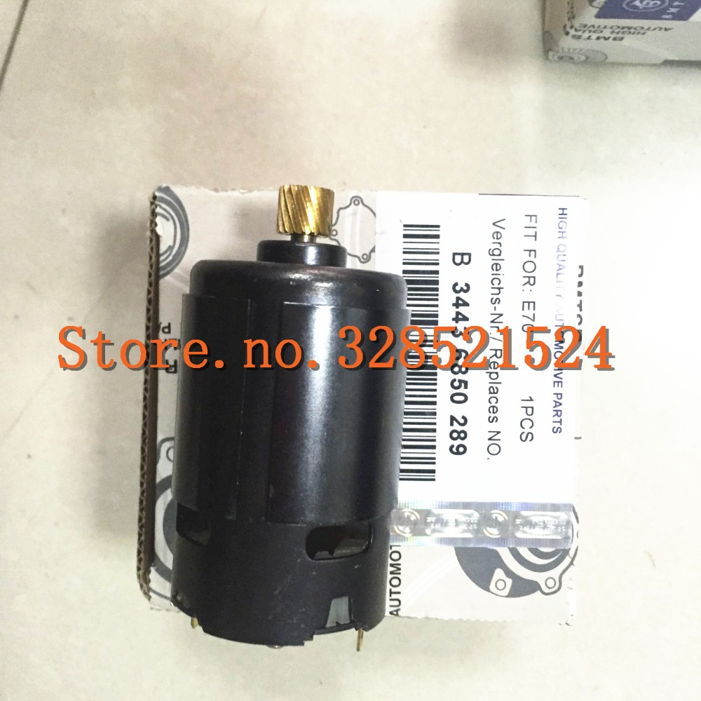 NEW AND HIGH QUALITY Parking Brake Handbrake Actuator Motor for BMW X5 X6 E53 E70 E71 E83 34436850289 N-E-W