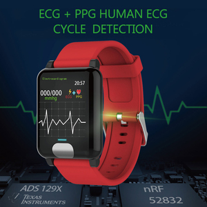Image 2 - ONEVAN E04 Smart Band Fitness Tracker ECG PPG Blood Pressure Heart Rate Monitor Waterproof Smart Watch for Xiaomi Android IOS