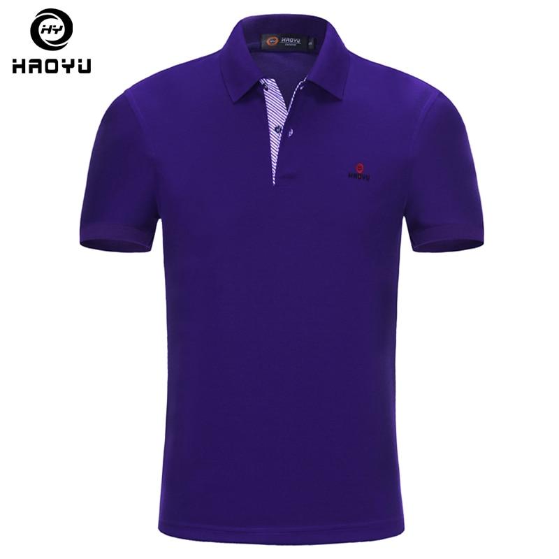 2018 Տղամարդկանց Polo Shirt ապրանքանիշի - Տղամարդկանց հագուստ - Լուսանկար 1